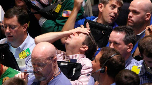 Market volatility driven by high-frequency trading?