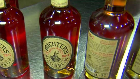 American whiskey takes a hit from EU tariffs