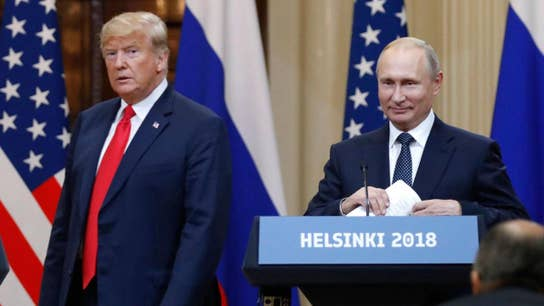 US-Russia relations strained by Moscow's moves against Ukraine