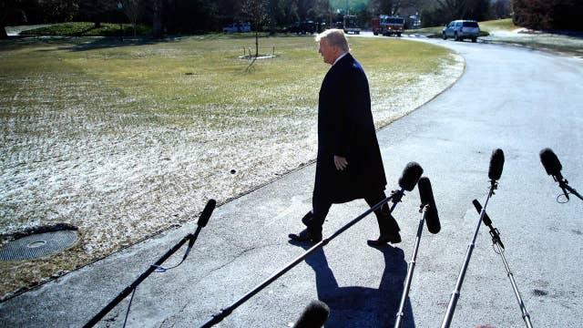 Liberal media indicts Trump