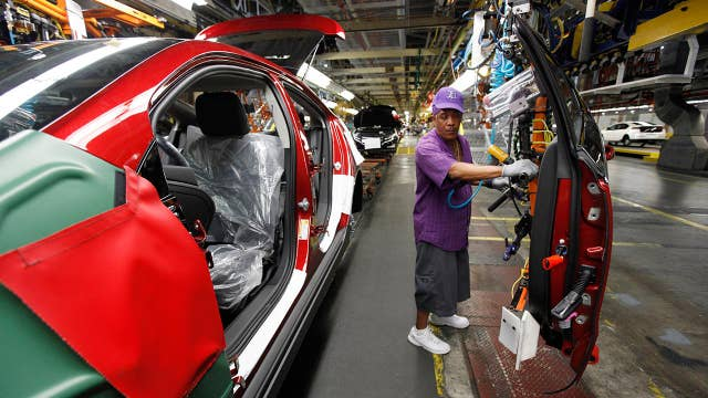 Fiat Chrysler to open new Detroit plant as GM plans cutbacks