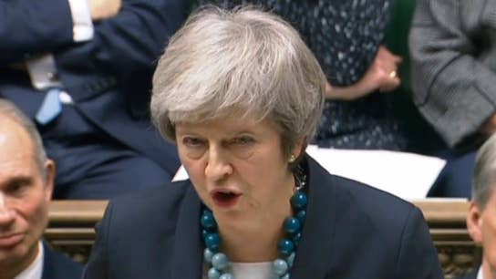 Brexit uncertainties' impact on Theresa May's political future