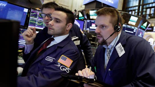 The headwinds for stocks