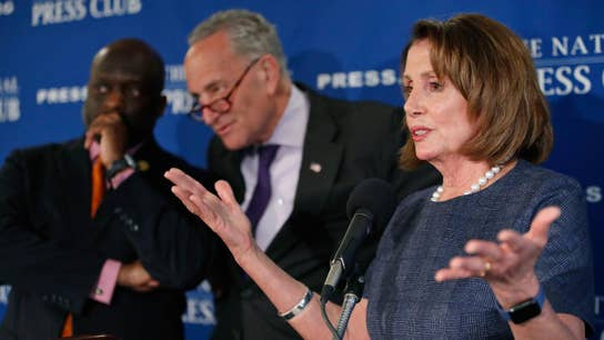 Democrats' intent behind Mueller probe