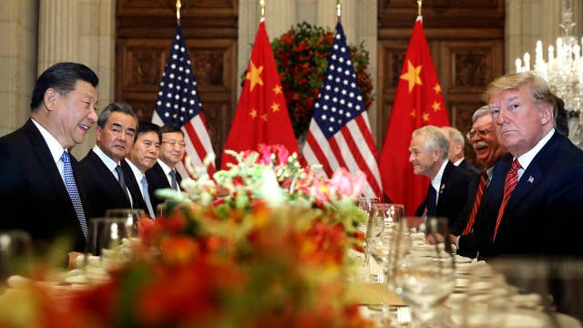 US-China trade war truce; Marriott data breach