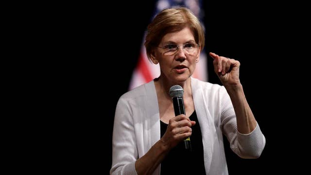 Elizabeth Warren looks to lower drug prices with new bill
