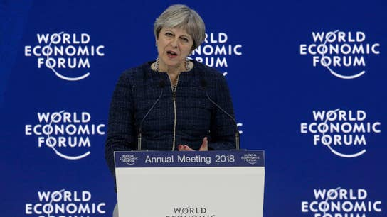In effort to save Brexit UK's Theresa May meets with EU leaders