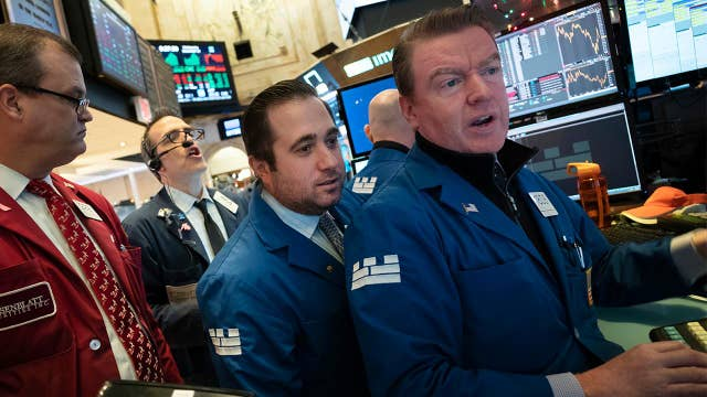 Investors on edge after another market selloff; Toys for Tots in need of help