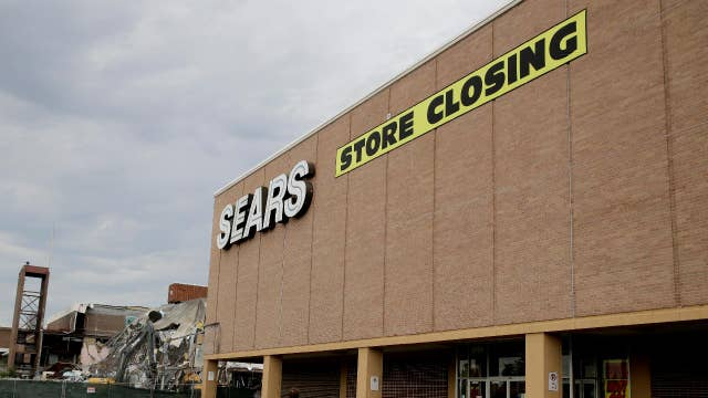 Sears down to its final hours?