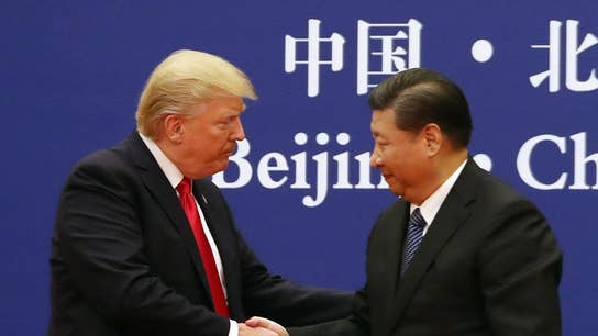 China's economy putting pressure on Chinese to talk trade with Trump?