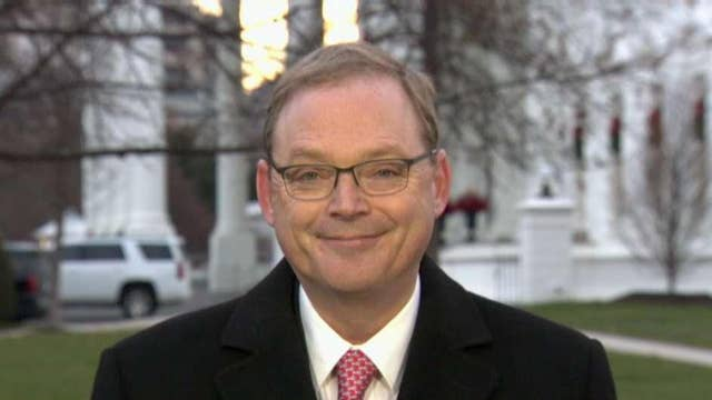Trump determined to get US-China trade deal great for global growth: Hassett