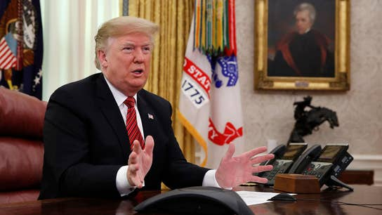 Trump edging closer to declaring a national emergency to fund wall