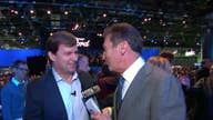 Ford's Jim Farley on the Detroit Auto Show: WE have the most powerful Ford ever