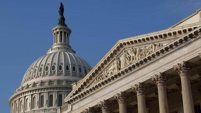 Should be paycheck penalty for members of Congress if they don't get appropriations bills passed on time: George Allen