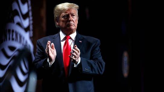 Trump warns Turkish president not to harm Kurds