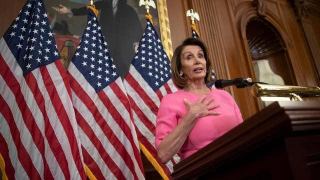 Kennedy responds to criticisms over her Nancy Pelosi impression