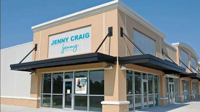 Using Jenny Craig's weight loss support system, app to achieve success