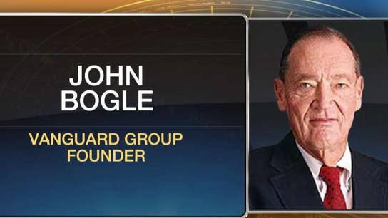 Vanguard Group founder John Bogle dies at 89