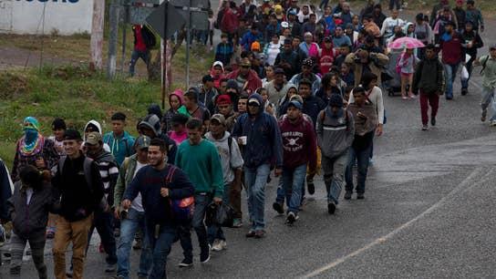 New Honduran caravan crosses into Guatemala, headed toward US