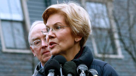 Elizabeth Warren presses Mnuchin over calls he made to bank CEOs, regulators in December