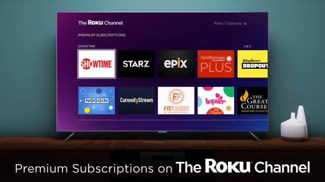 How the traditional TV model is being disrupted by streaming, Roku CEO weighs in