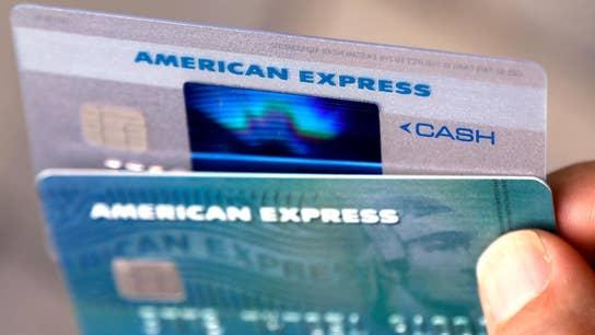 American Express shares slide after missing on revenue