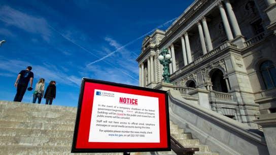 Democrat, Republican lawmakers talk partial government shutdown