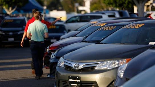 My biggest fear is tariffs: Toyota North America CEO