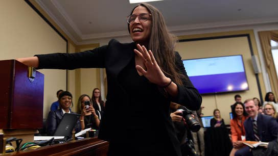 Alexandria Ocasio-Cortez appears in video for progressive group looking to oust incumbent Democrats