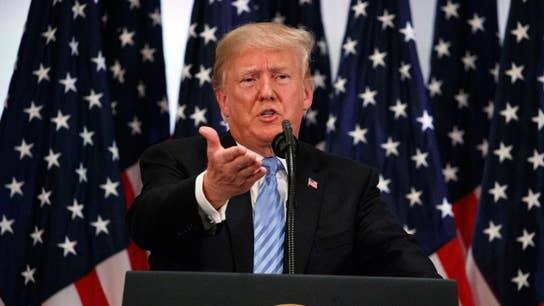 Trump still considering national emergency declaration in border wall fight?