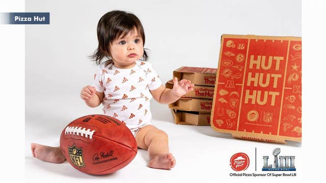 Pizza Hut Super Bowl contest for expecting parents; Facebook takes action over spy app