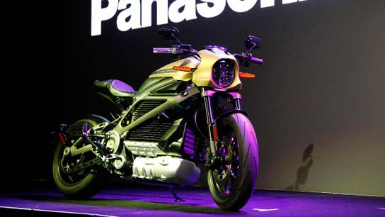Harley-Davidson launches first in portfolio of electric motorcycles