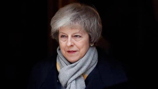 Should British PM Theresa May push forward with a no-deal Brexit?