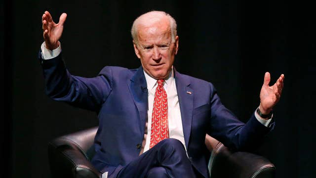 Election 2020: Wall Street Democratic donors waiting on Biden, Gasparino says