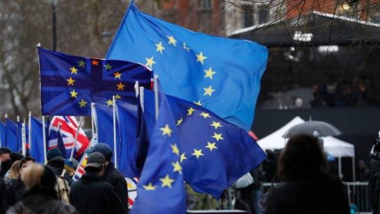 Euro-skepticism is building across Europe: U.K. Parliament member
