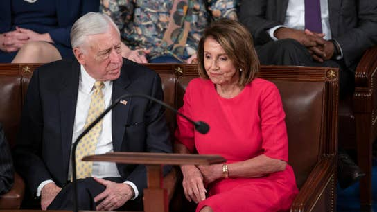 Rep. Steny Hoyer has thrown doubt on the Democrats' unity: Varney