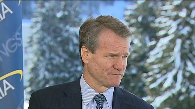 Bank of America CEO on the economy: Nothing we see says it's close to recession