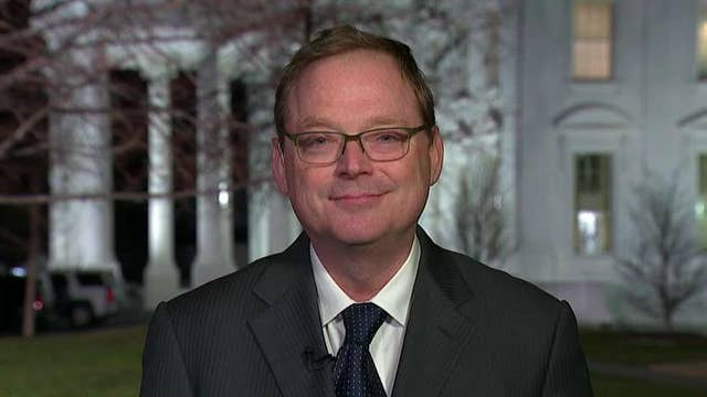 December's jobs report was the best I've seen in my career: Kevin Hassett