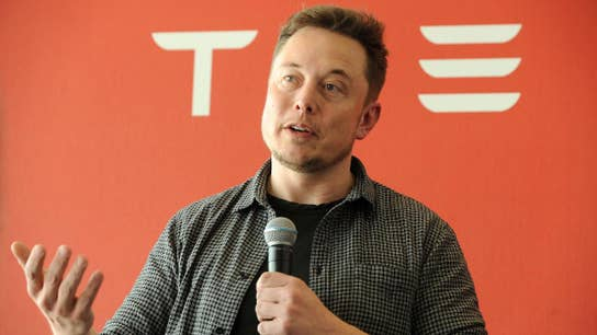Tesla's Elon Musk: Full self-driving technology nearly complete