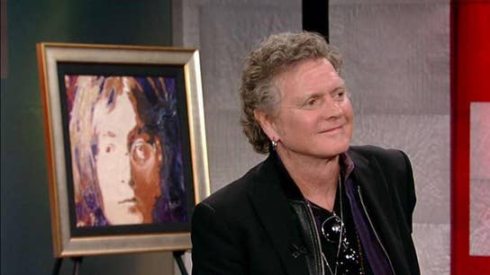 Def Leppard drummer Rick Allen giving back to veterans through painting
