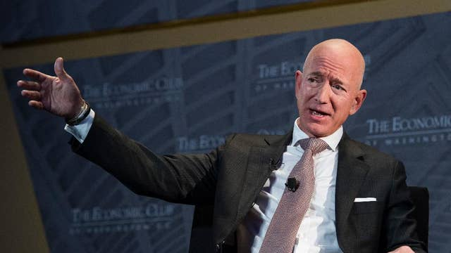 Bezos' divorce leaves the future of Amazon in question