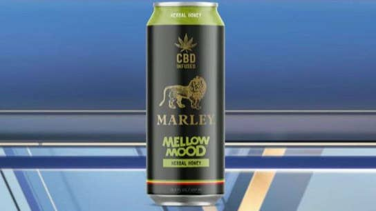 New Age Beverages to license, sell Marley CBD-infused drinks