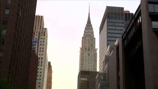 NYC's iconic Chrysler Building goes up for sale