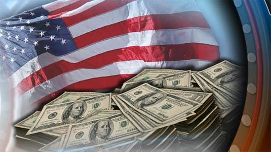 US national debt under Trump climbs $2 trillion