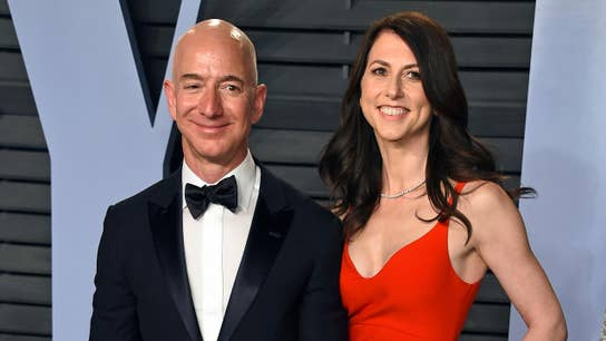 Bezos family's position at Amazon means they cannot avoid the scrutiny of investors: Varney