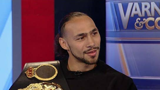Boxer Keith Thurman on his investment strategy: Real estate is a go-to for me
