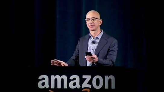 Amazon's Jeff Bezos donated a small fraction of his $160B fortune