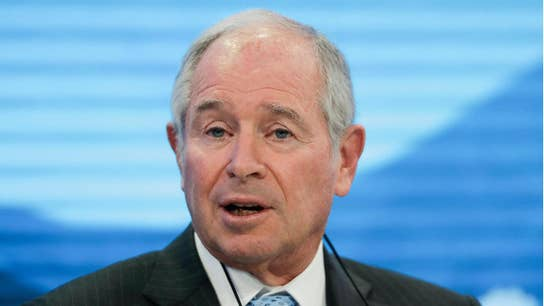 Economy's slow a bit, but not a recession: Blackstone CEO