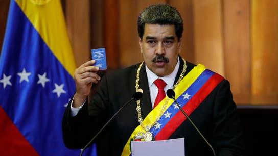 Anti-Maduro party leader: We are fighting against fear and violence