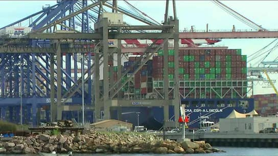 US ports seeing surge on port traffic amid trade concerns
